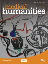 Medical Humanities: 42 (1)