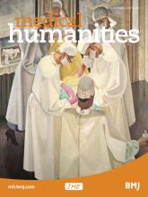 Medical Humanities: 42 (2)