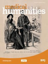 Medical Humanities: 43 (2)
