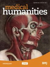 Medical Humanities: 43 (3)