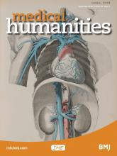 Medical Humanities: 44 (3)