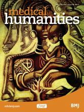 Medical Humanities: 44 (4)