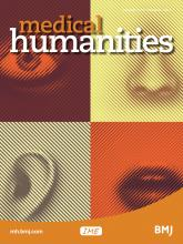 Medical Humanities: 45 (4)