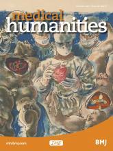 Medical Humanities: 46 (4)