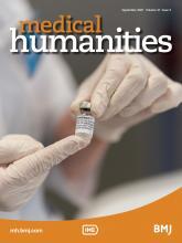 Medical Humanities: 47 (3)